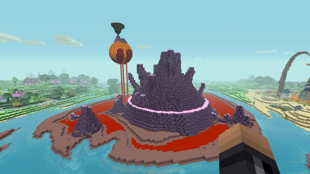 Minecraft Fire Kingdom