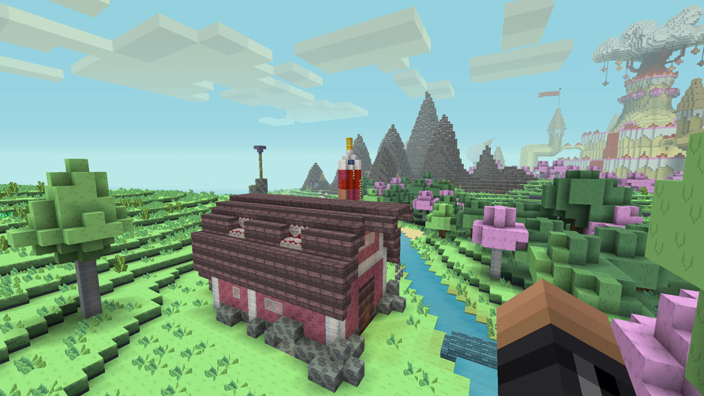 A List of the Minecraft Adventure Time Mashup Pack Locations | All