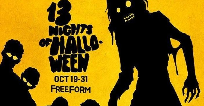 freeform has released the 2017 13 nights of halloween schedule all hallows geek