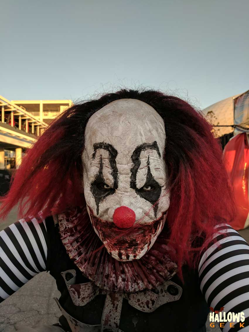 Opening Night at The Queen Mary's Dark Harbor 2017   All Hallows Geek