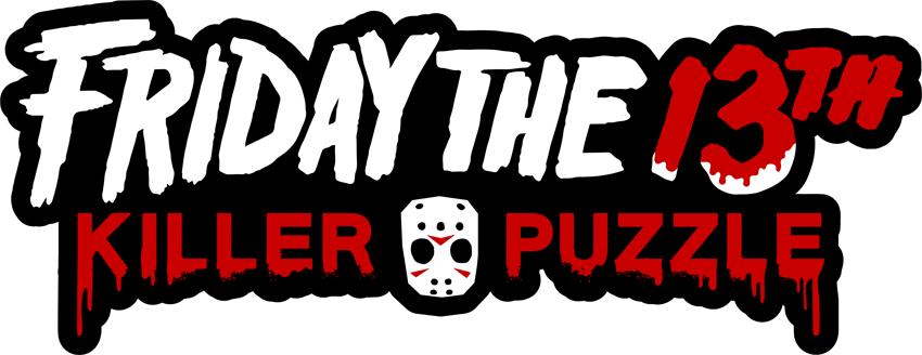 Friday the 13th Killer Puzzle logo