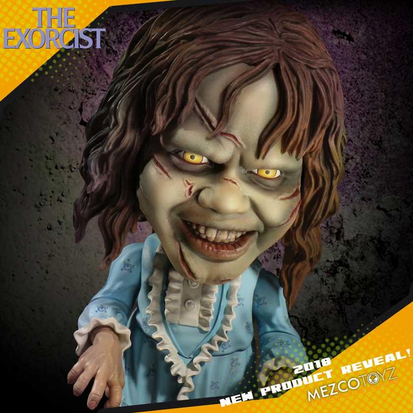 MezcoToyz's Stylized Exorcist