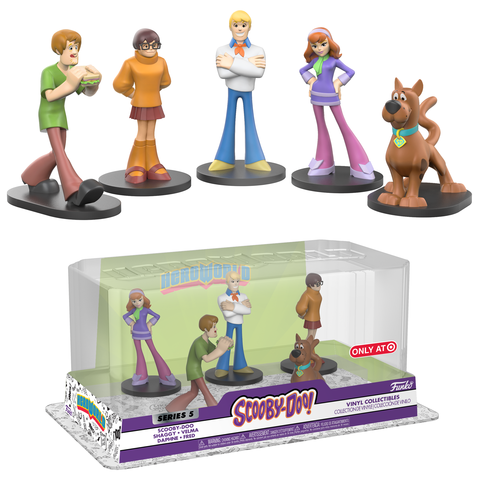 Funko Announces New Target Exclusive Toys Feat Scooby Doo