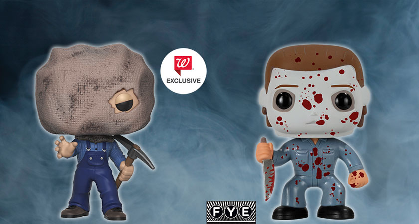 5 New Horror Pop Figures Announced For Fall 2018 Release