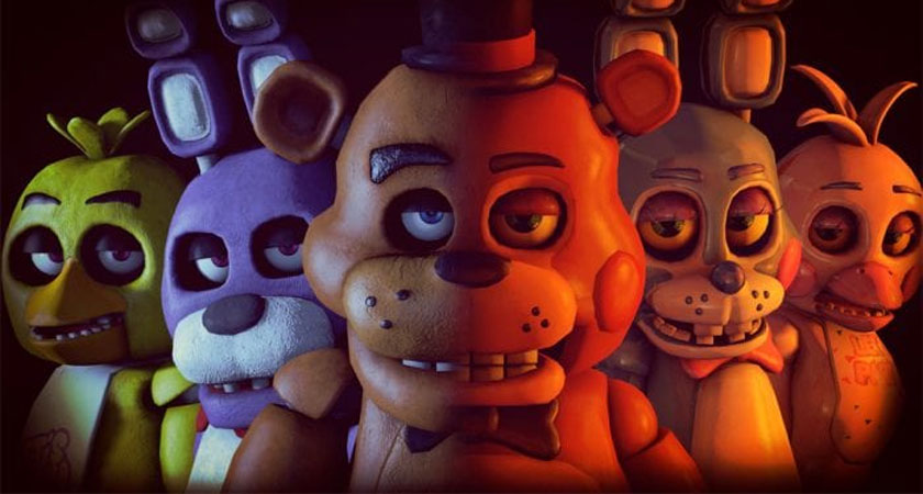 2019 Is Going to Be A Big Year for Five Nights at Freddy's