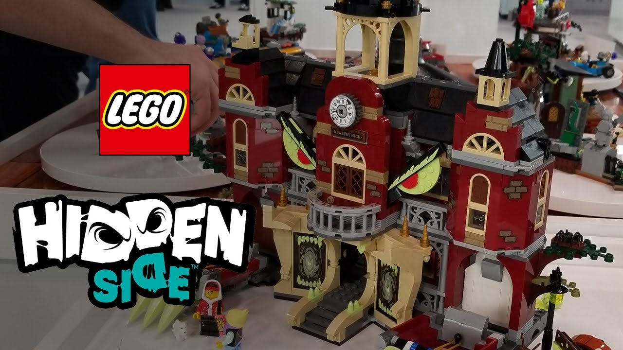 Halloween New York 2019.Lego Reveals That Hidden Side Ar Experience Will Have A Halloween