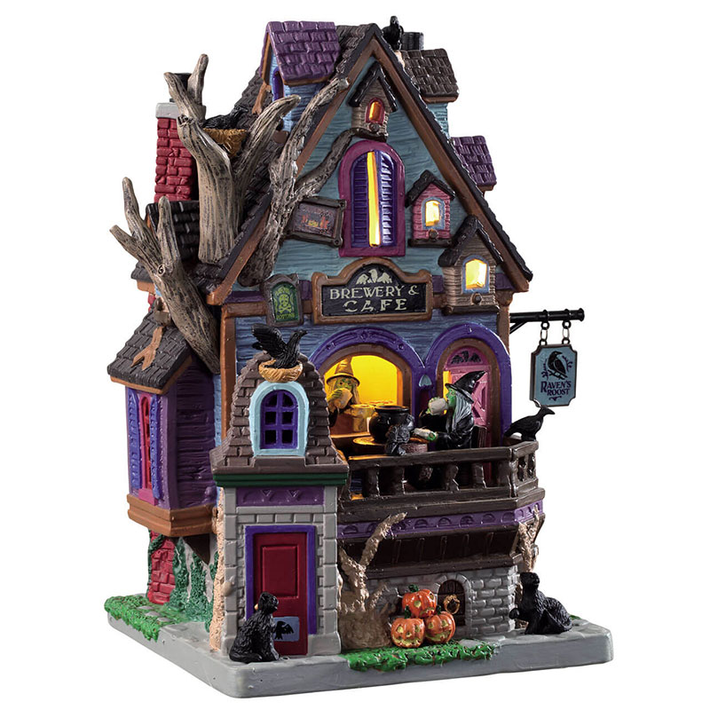 Lemax Unveils 2019 Spooky Town Collection