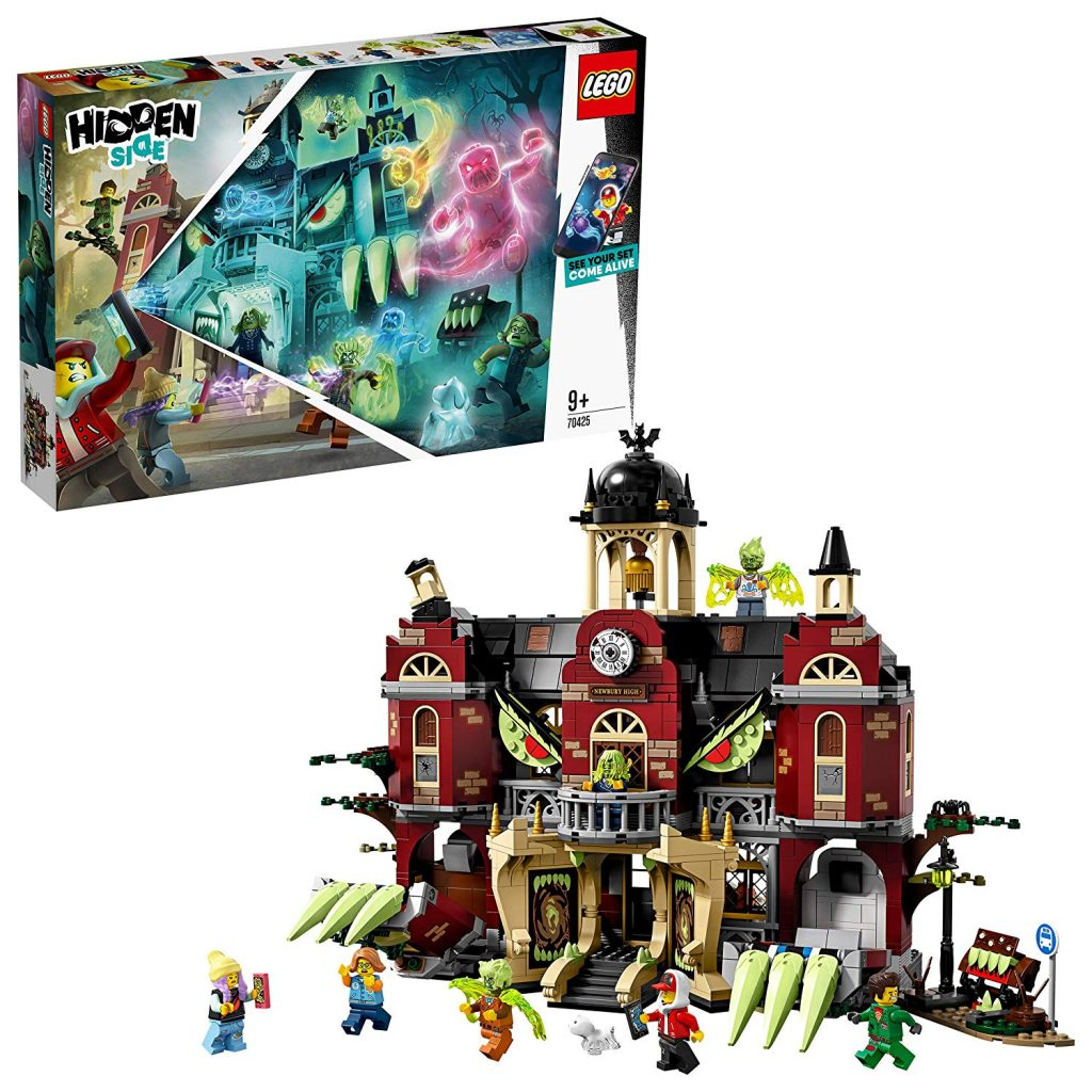 First Five of LEGO's Hidden Side Sets Revealed | All Hallows