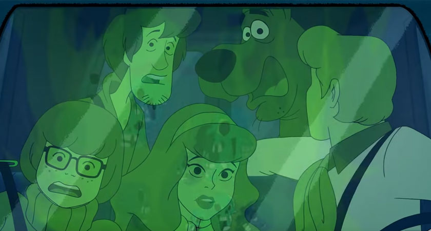 Scooby-Doo and Guess Who?' a New Scooby-Doo Movies-Like