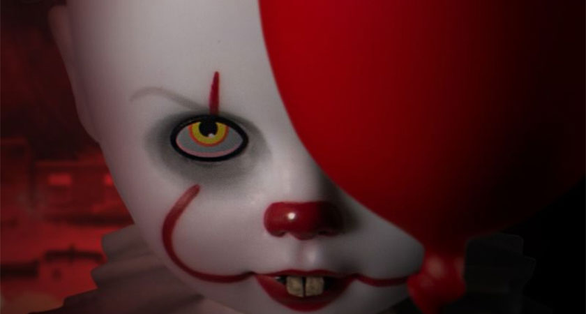 Pennywise From The It Movies Is Getting A Living Dead