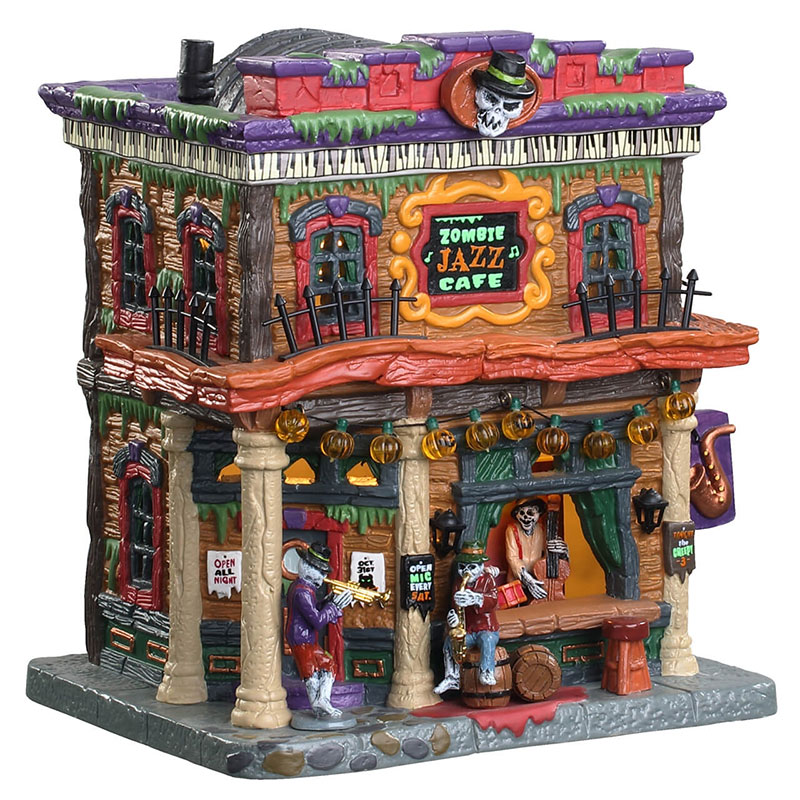 Michaels 2020 Halloween Village Lemax Unveils 2020 Michaels Exclusive Spooky Town Products | All