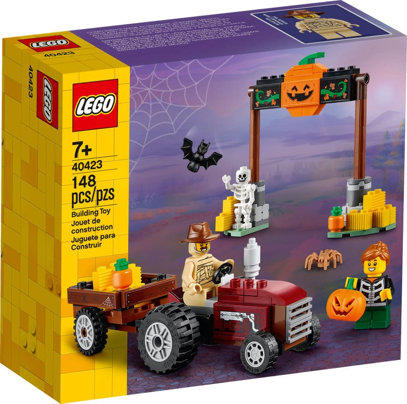 2020 Halloween Lego LEGO's 2020 Halloween Sets Revealed | All Hallows Geek