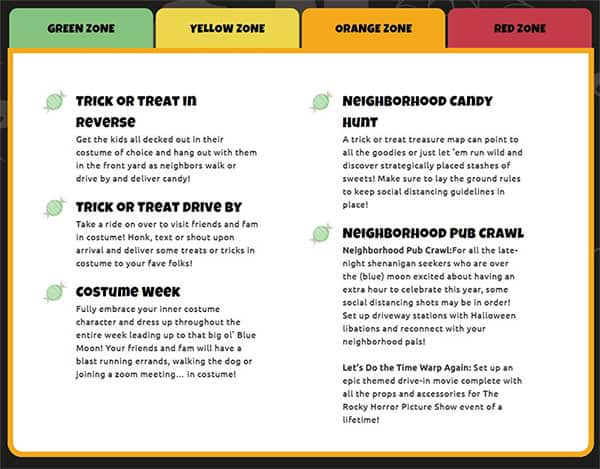 Halloween 2020 Social Events Halloween and Costume Association Releases 2020 Halloween Safety